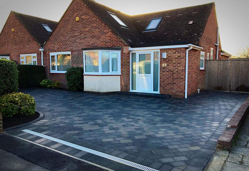 CW Stanley Block Paving Surfaces
