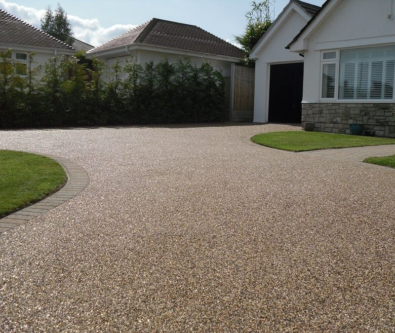 Resin Driveways Installed in Poole