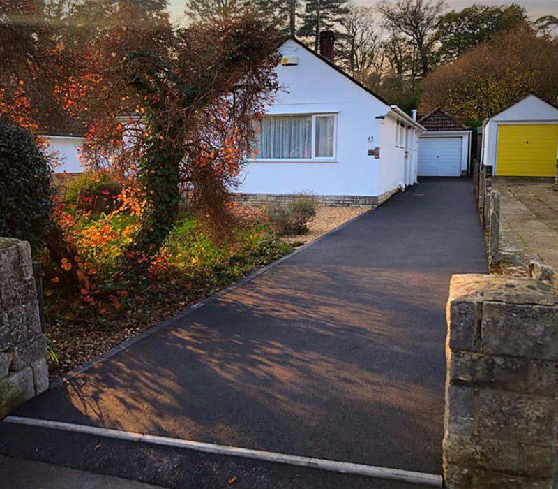 Basingstoke New Driveway