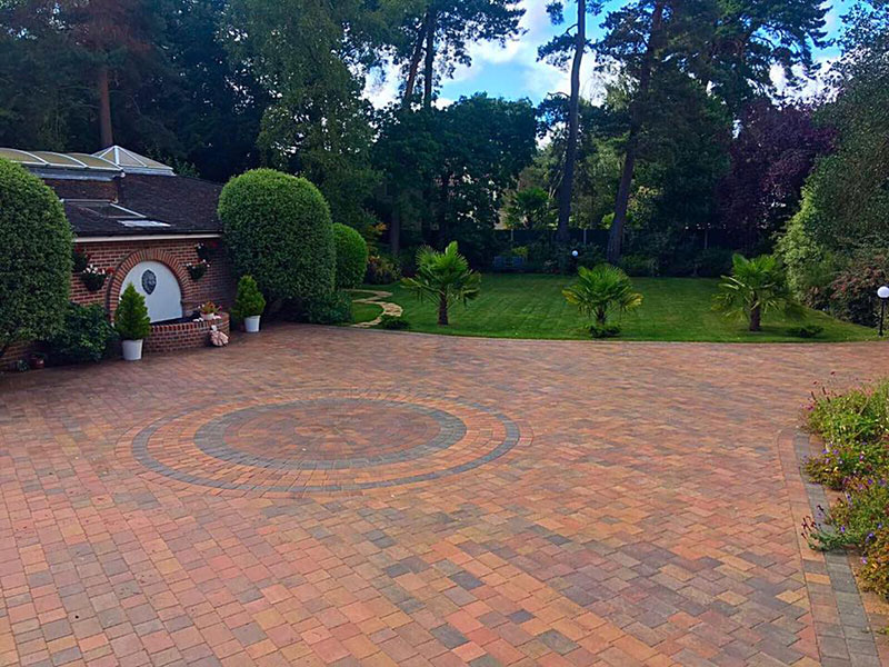 Block Paving Services in Poole