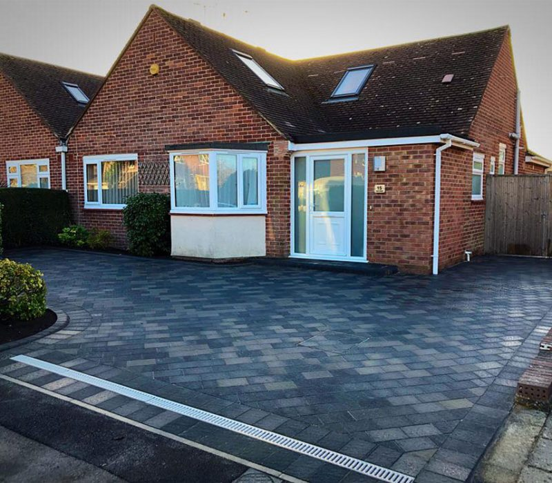 Southampton Block Paving Driveways