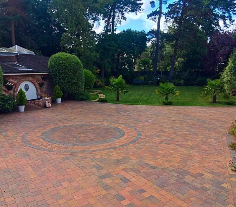 Block Paving Driveway Cost in Poole