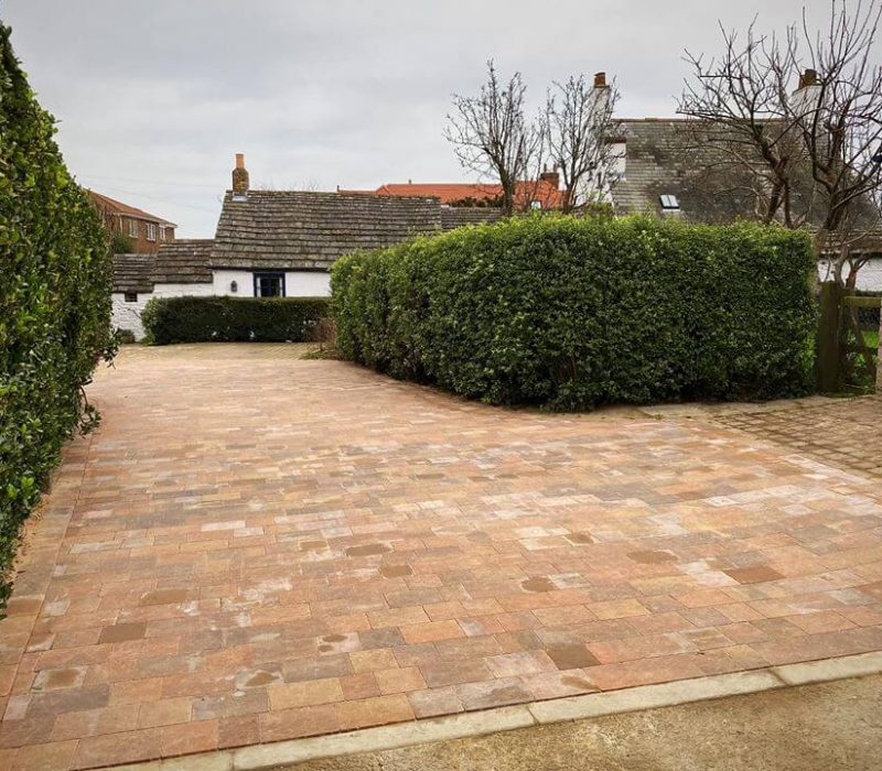 Block Paving Driveway Cost Poole