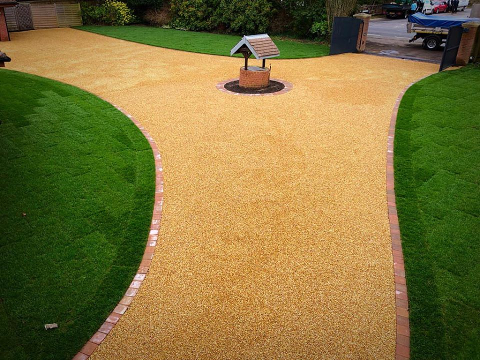 CW Stanley permeable drive