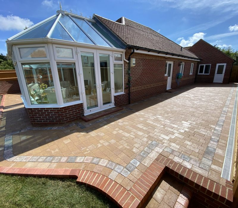 Dorset Block Paving