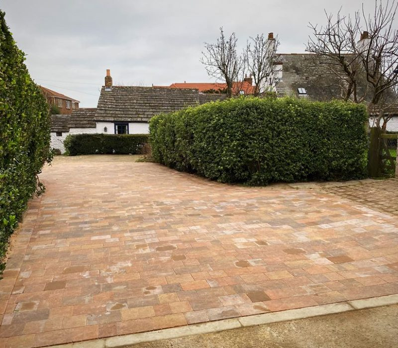 Dorset Block Paving Driveway Cost